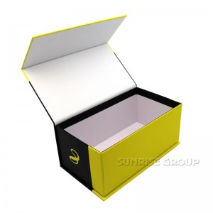 Custom Sized Sound Accessories Packing Case Speaker Packaging Box Radio Box