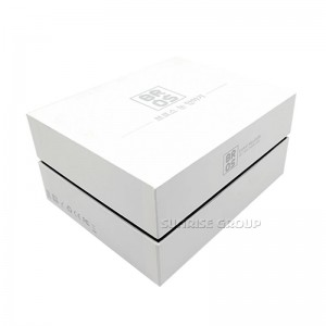 High-end Paper Insert Packaging Cosmetic Purfume Bottle Box
